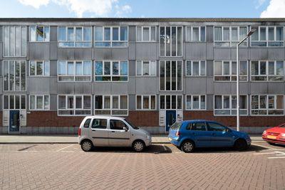 Frans Bekkerstraat 72B, Rotterdam