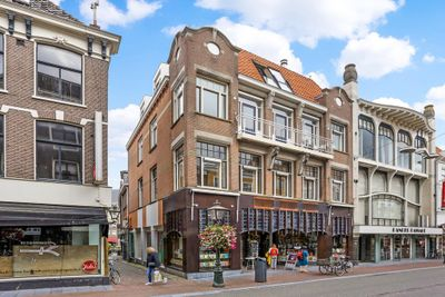 Mosterdsteeg 8, Leiden