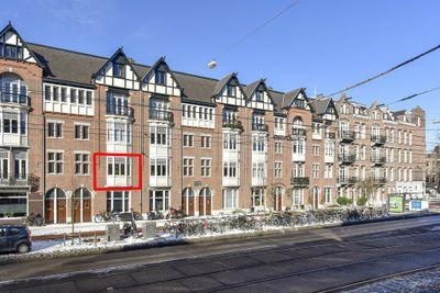 Frederik Hendrikstraat 4-I, Amsterdam