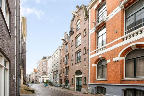 Buiten Vissersstraat 4, Amsterdam