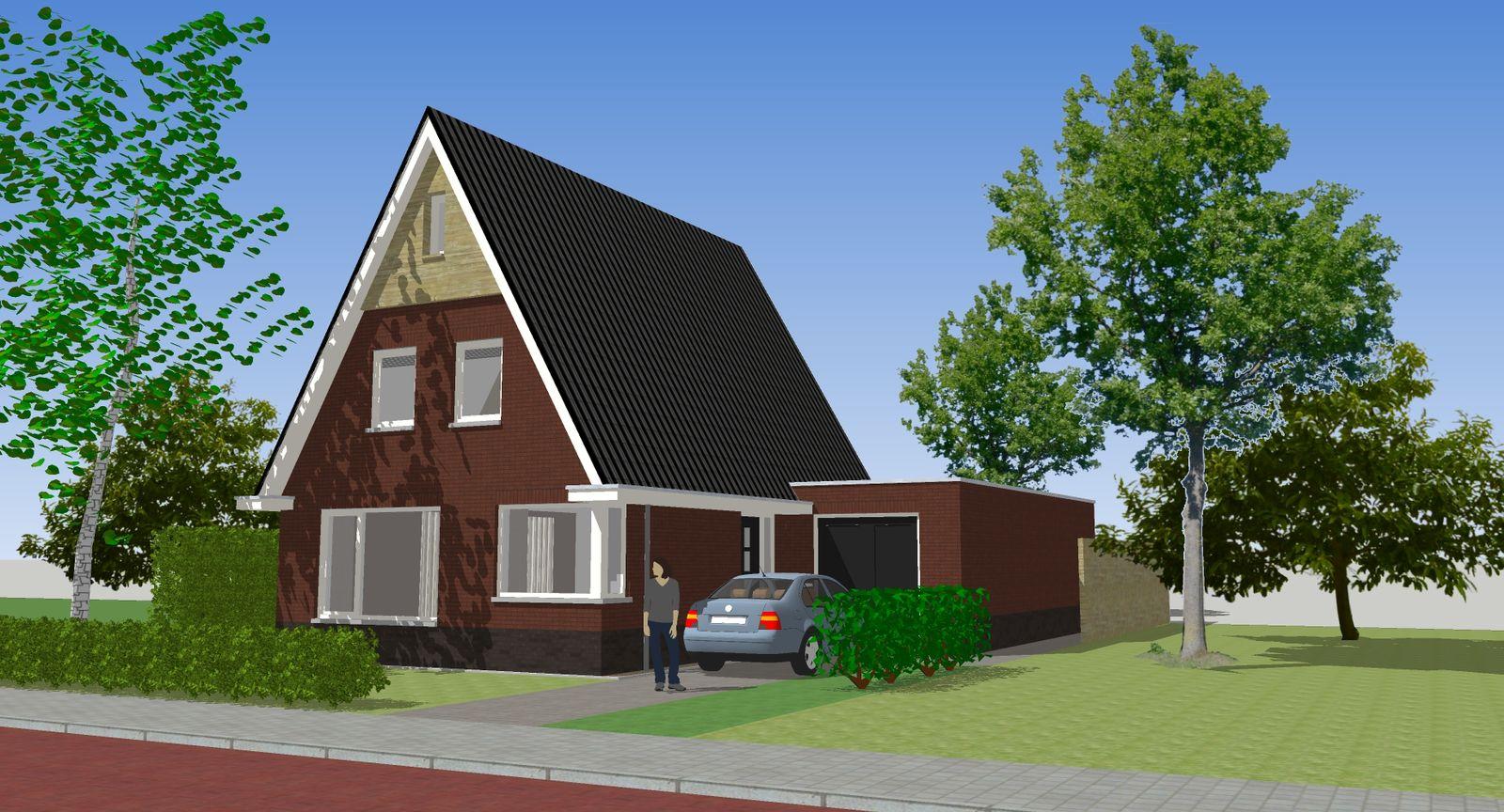 Kievitslanden - Punter 0-ong, Almere
