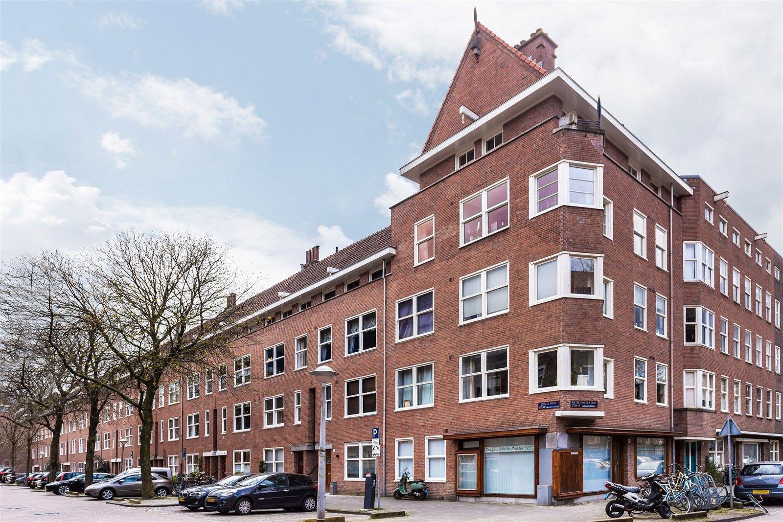 Joos de Moorstraat 35III, Amsterdam