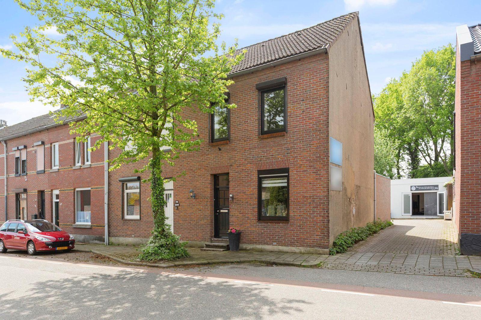 Kerkstraat 51, Merkelbeek