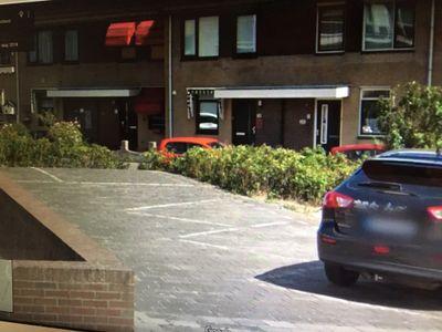 de Ruyterstraat, Zandvoort