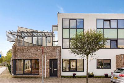 Wilhelmina Bladergroenweg 20, Leiden