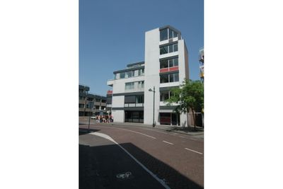 Concordiastraat, Breda