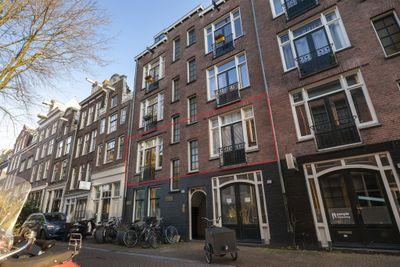 Lange Leidsedwarsstraat 95B, Amsterdam