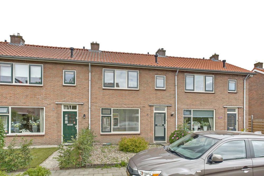 Wilhelminastraat 14, Nijkerk