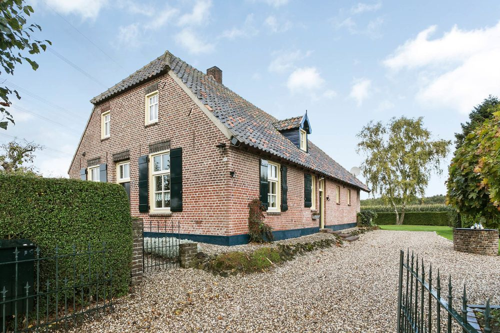 Landelijk Wonen Brabant : Hapseweg koopwoning in sint hubert noord brabant huislijn