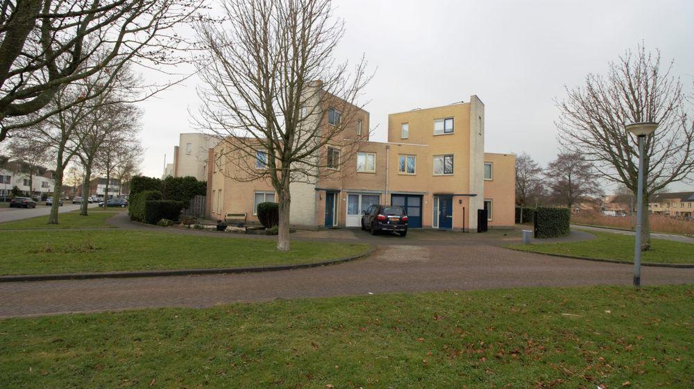 Leonard Roggeveenstraat, Almere