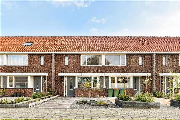 Hendrik Berlagestraat 88, Breda