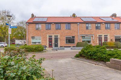 Adrianus Ijsbrand Kuiperstraat 58, Den Helder