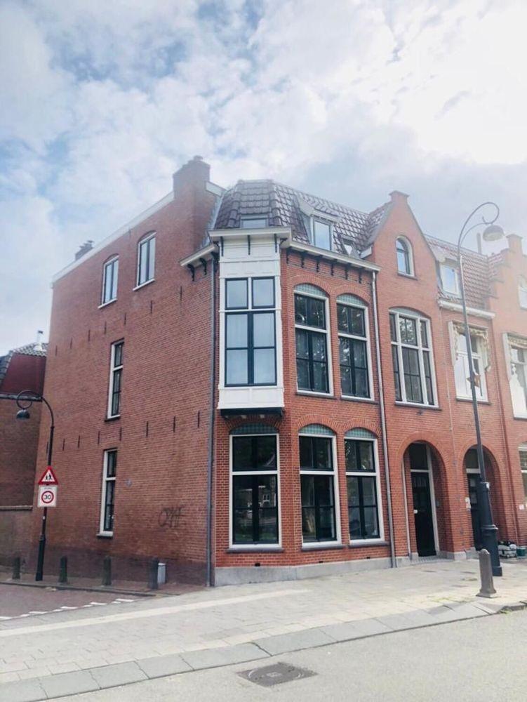 Raamvest, Haarlem