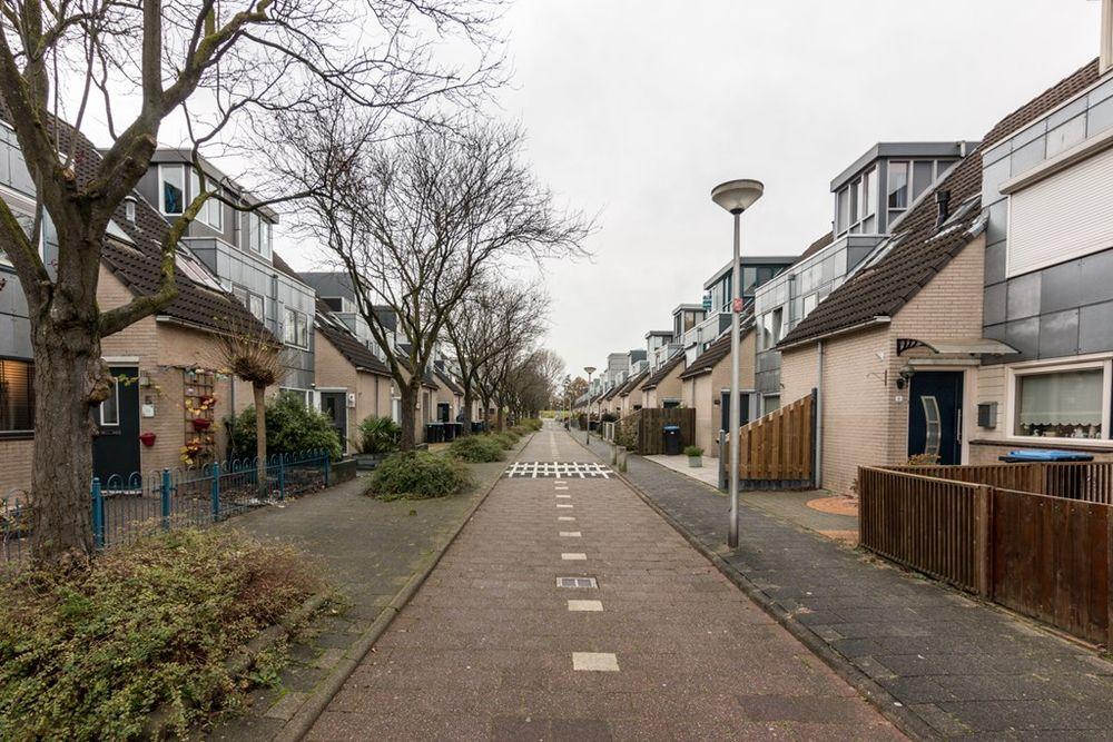 Haya Van Someren-Downerpad 3, Spijkenisse