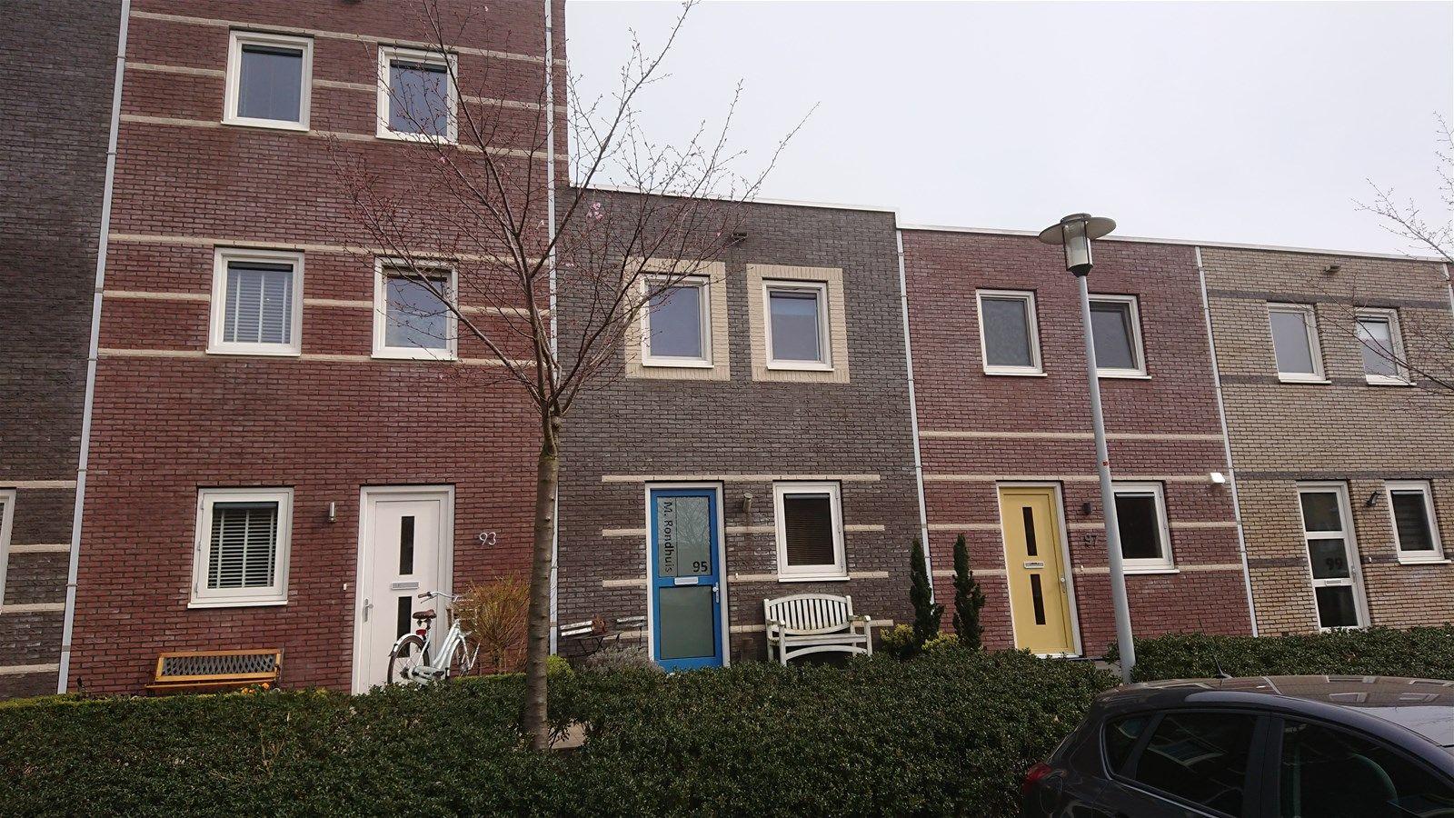 Citroenvlinder 95, Hoogeveen