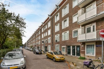 Kijkduinstraat 139-III, Amsterdam