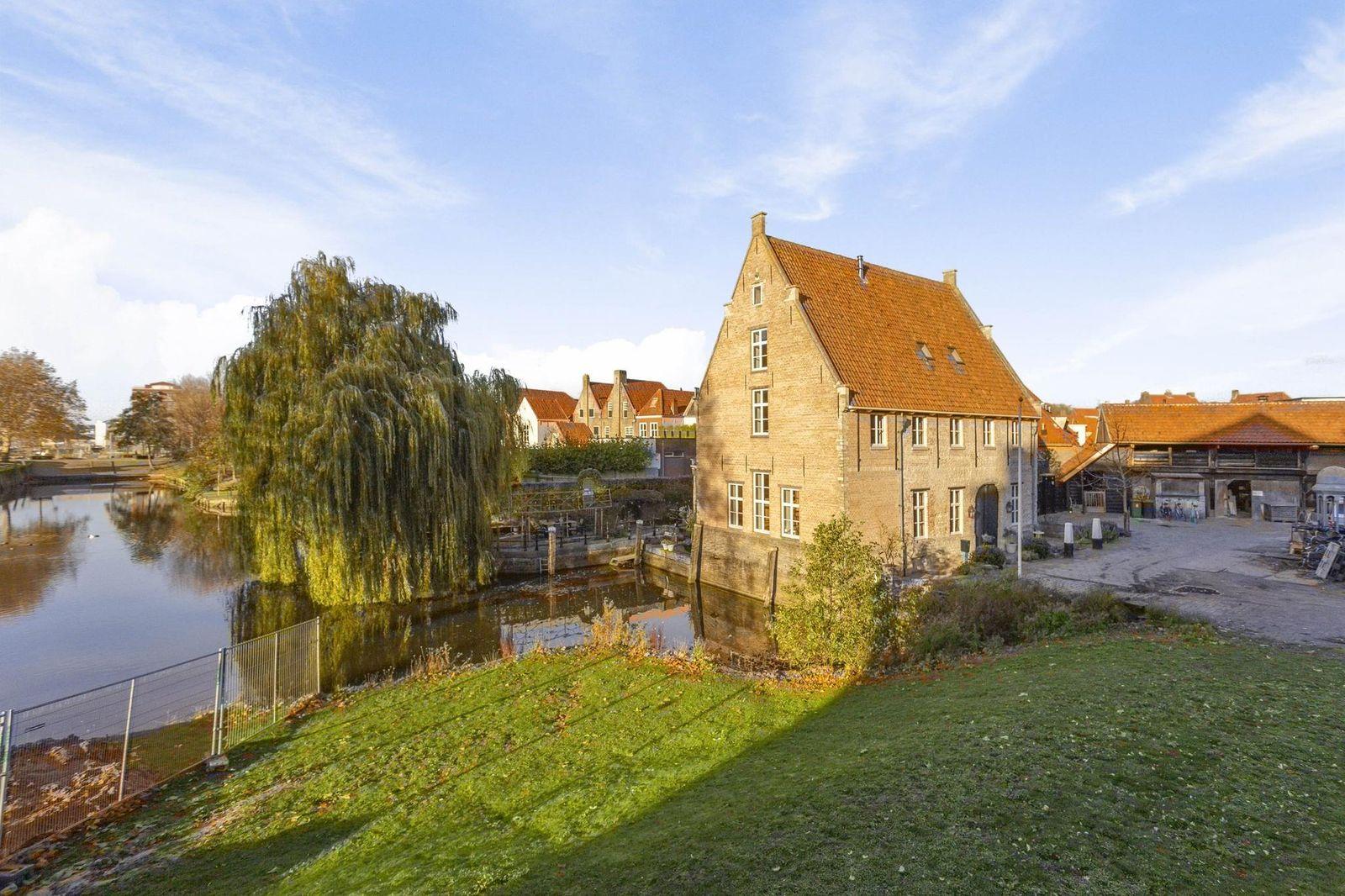 Watermolenpad 1, Bergen Op Zoom