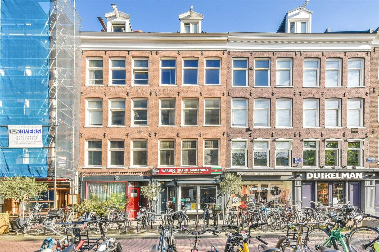 Gerard Doustraat 39-1, Amsterdam