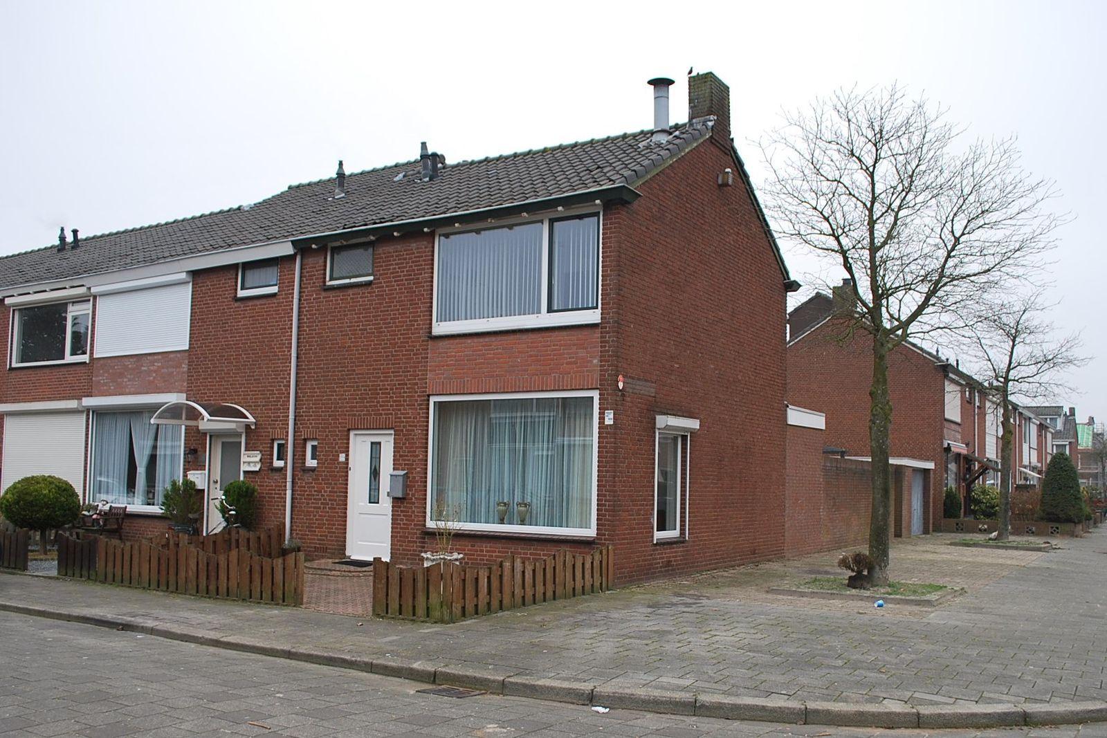 Tjerk de Vriesstraat 20, 's-hertogenbosch