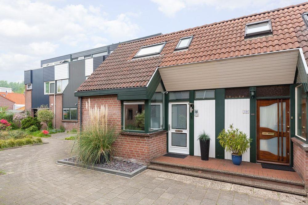 Bekermos 18, Nieuwerkerk aan den IJssel