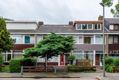 Kiplingstraat 123, Rotterdam