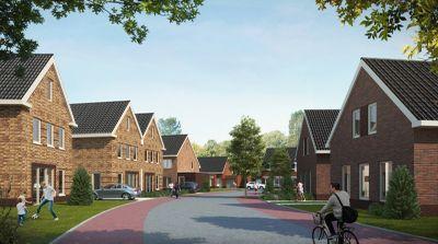 De Vaert, Everlo, semi-bungalow, kavel 22 0-ong, Venlo