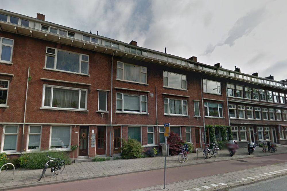 Burgemeester Knappertlaan, Schiedam