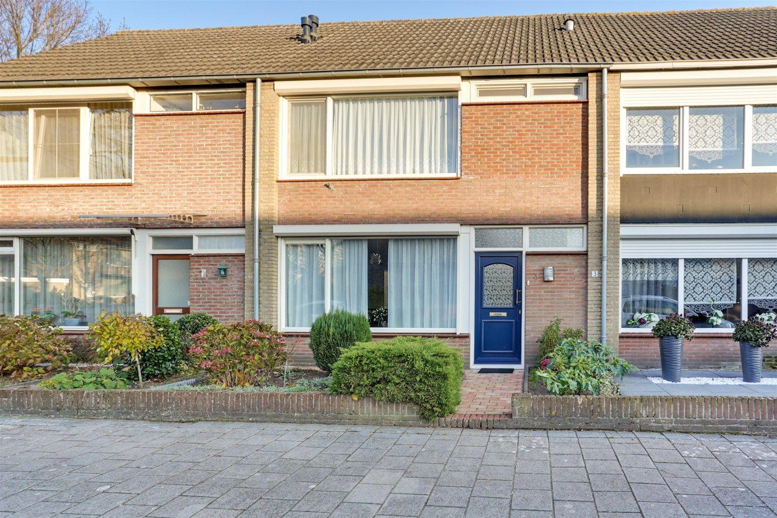 Mechelinenblok 3, Bergen Op Zoom