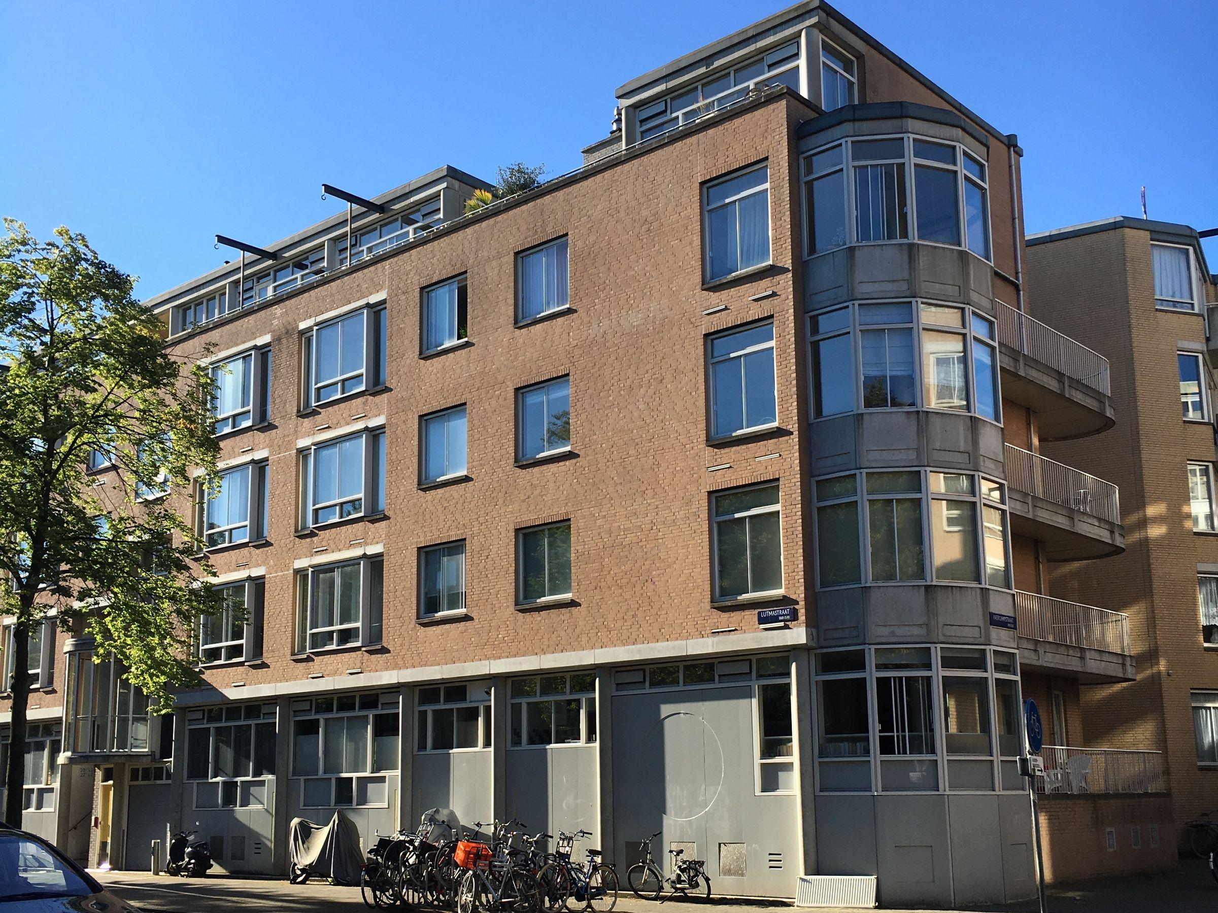 Avercampstraat, Amsterdam