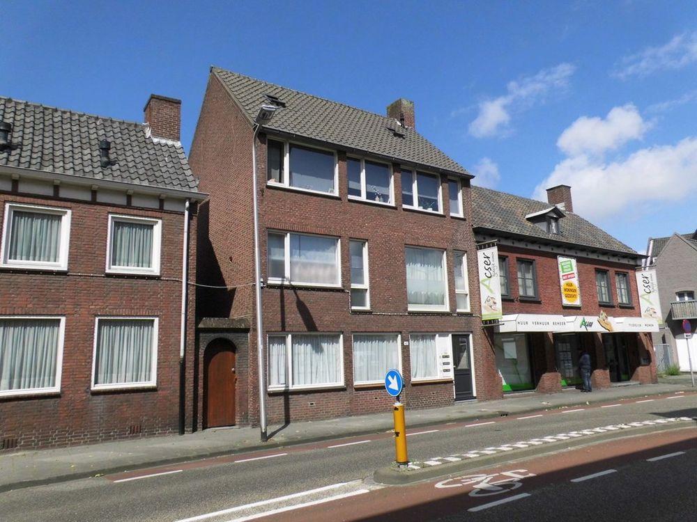 Burgemeester Prinsensingel 40, Roosendaal