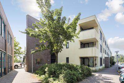 Theda Mansholtstraat 2, Leiden