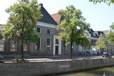 Vloeddijk, Kampen