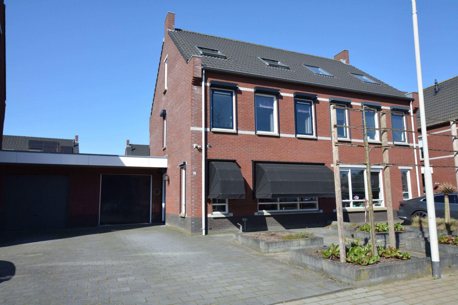 in d' Hoef 67, Hoogerheide