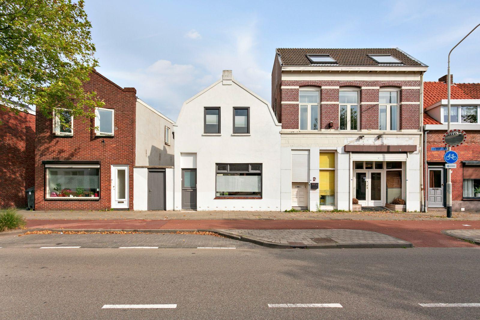 Boulevard 117, Roosendaal