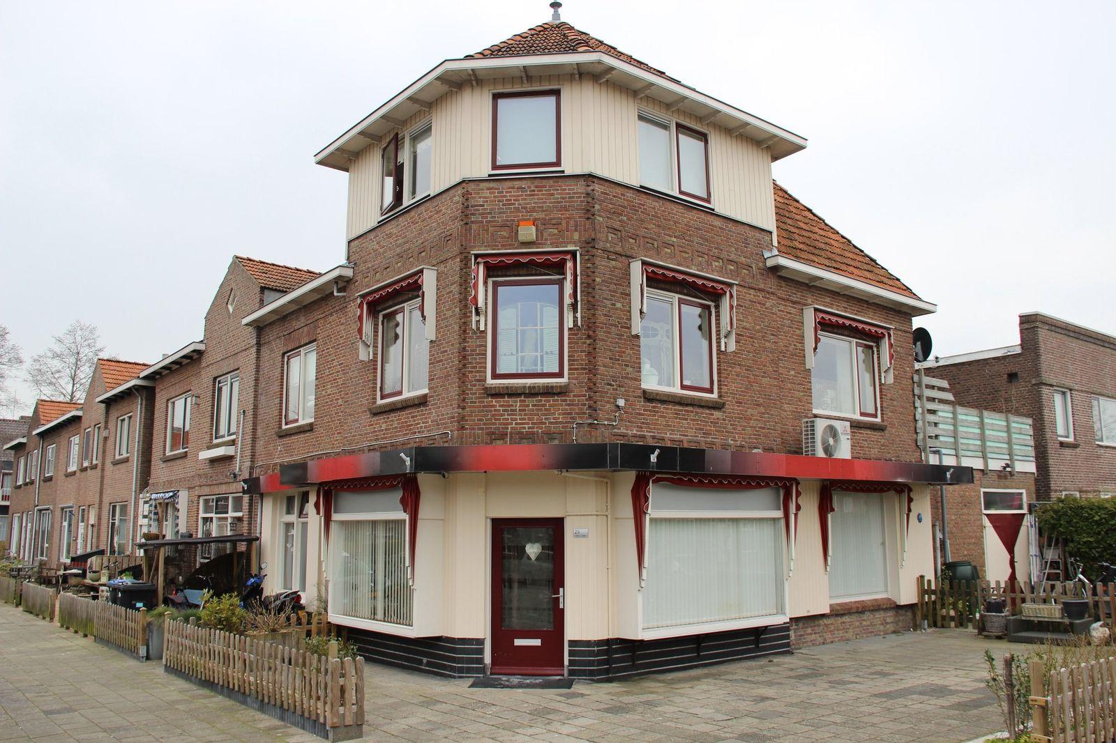 Johan Willem Frisostraat 25, Sneek
