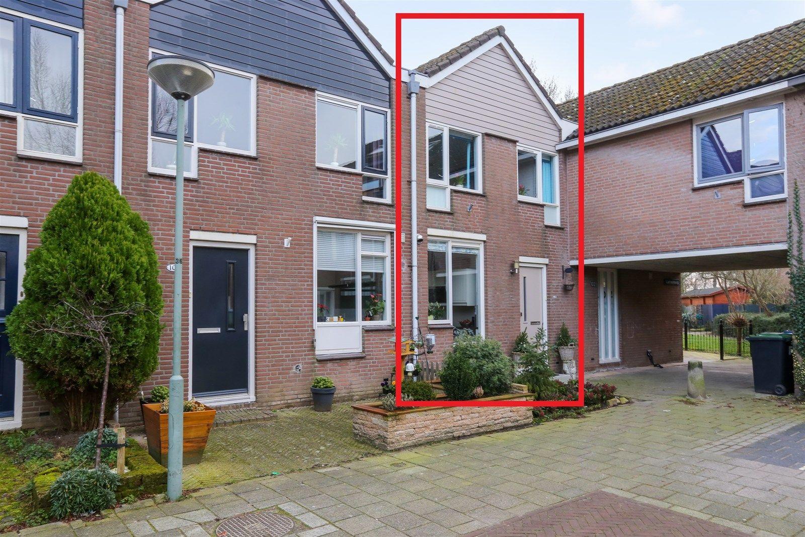Cannenburg 103, Dordrecht