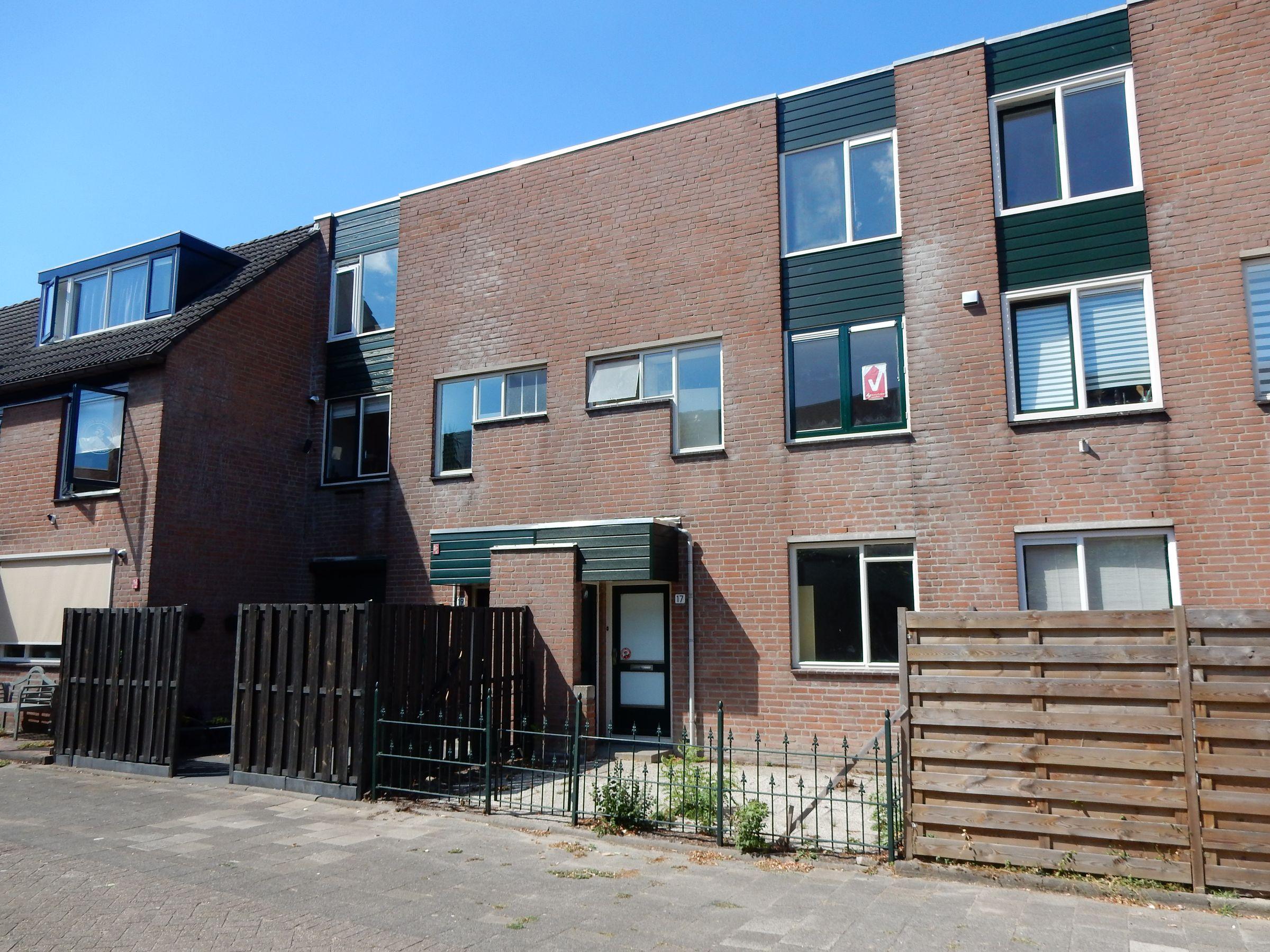 Stockholmpad 17, Rotterdam