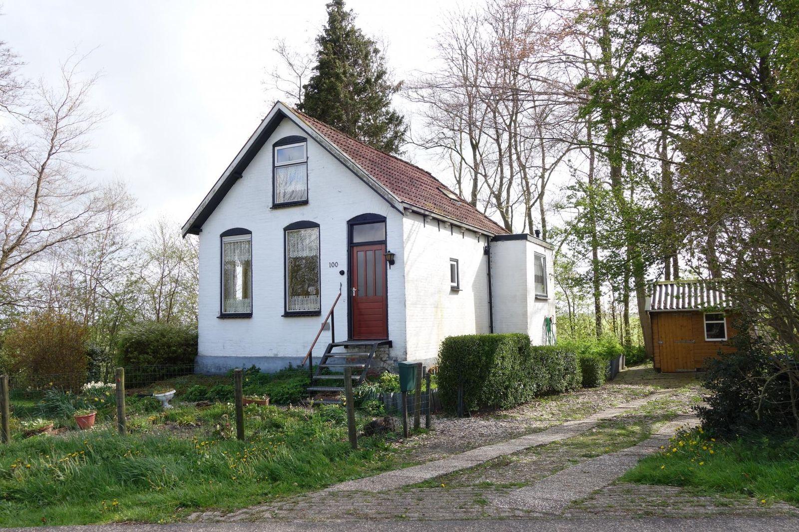 Domela Nieuwenhuisweg 100, Nij Beets