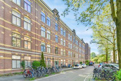 Van Reigersbergenstraat 81-3, Amsterdam