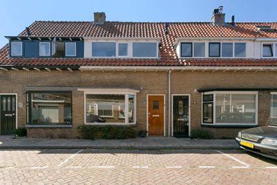 Cosijnstraat 23, Leiden