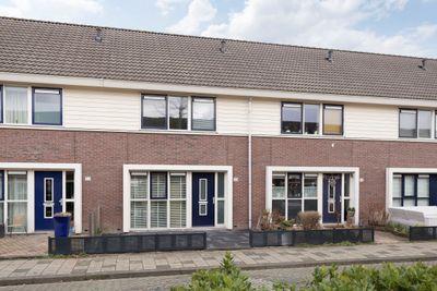 Geerten Gossaertpad, Almere