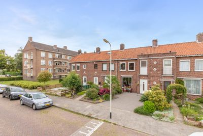 Koraalstraat 5, Breda