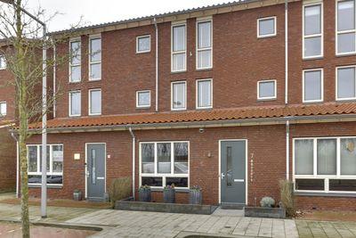 Bergermeerstraat 7, 's-Gravenhage