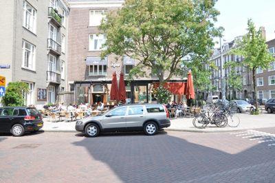 Pieter Baststraat, Amsterdam