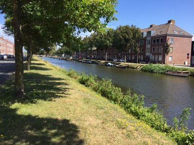 Kanaalweg, Den Helder