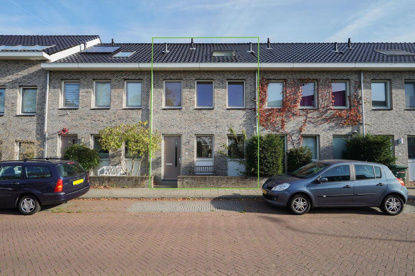 Pater van Meursstraat 3, Nijmegen