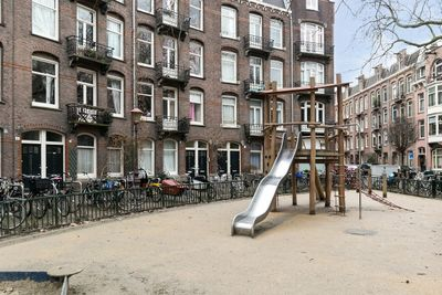 Allard Piersonstraat, Amsterdam