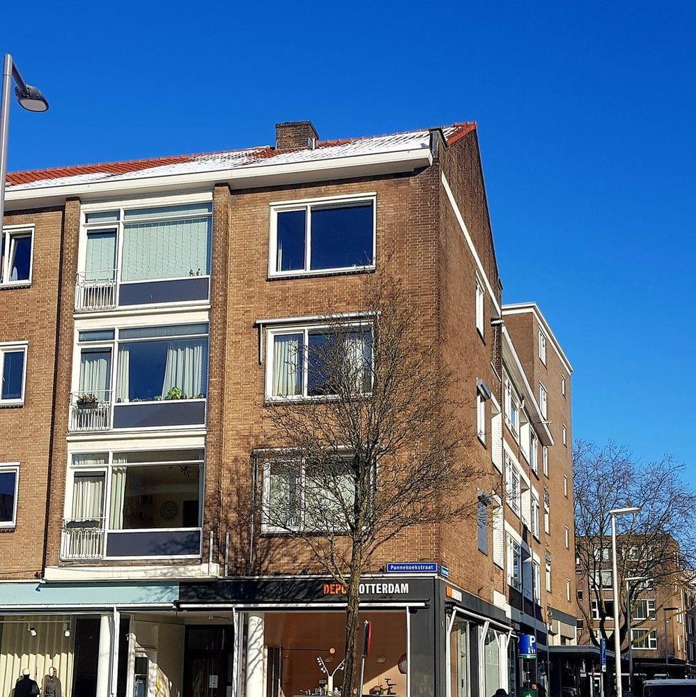 Pannekoekstraat 66-d, Rotterdam