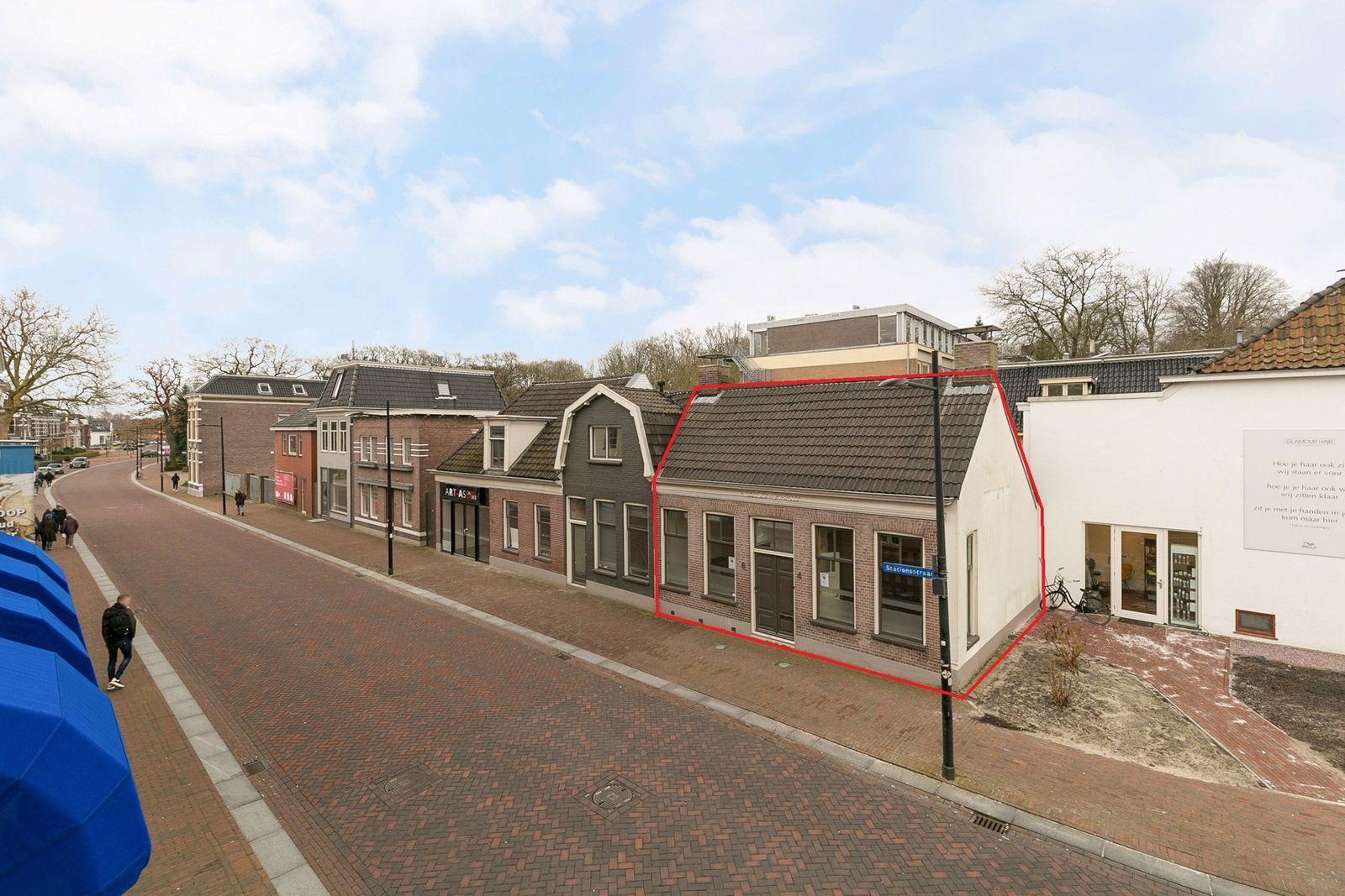 Stationsstraat, Assen