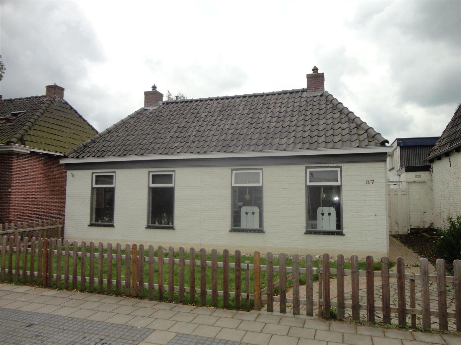 Kerkstraat 87, Wolvega
